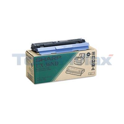 SHARP UX-3600 TONER/DEVELOER CARTRIDGE BLACK